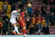 Galatasaray-Gençlerbirliği maçı geniş özeti