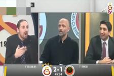 GS TV, Galatasaray-Gençlerbirliği maçını böyle anlattı