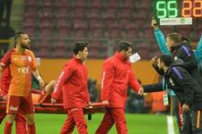 Galatasaray'da sakatlıkların nedeni belli oldu
