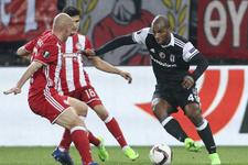Beşiktaş-Olympiakos biletleri satışta