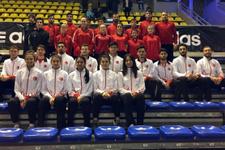 Türkiye Hollanda'da 12 madalya kazandı