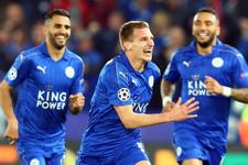 Leicester City Şampiyonlar Ligi'nde çeyrek finale yükseldi