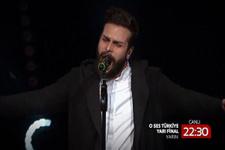 O Ses Türkiye yarı final tanıtımı