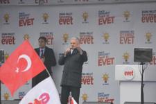 Binali Yıldırım: Avrupa'yla CHP'yle aynı şarkıyı söylüyor!