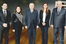 Bahçeli'den hükümetin AB'ye mülteci restine eleştiri