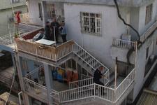 Adana'da esrarengiz patlama yaralılar var