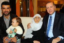 Erdoğan'dan Sofuoğlu'na ev ziyareti!