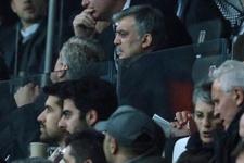 Abdullah Gül'den Beşiktaş'a kutlama