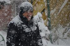 Bugün 9 ilde yoğun kar var hava durumu şaşırttı