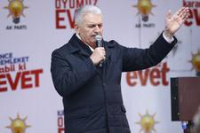 Başbakan Yıldırım'dan, Baykal'ın sözlerine sert tepki