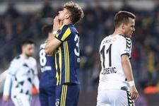 Fenerbahçe'nin yediği gollerde FB TV spikerlerinin tepkisi