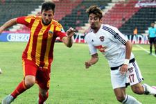 Kayserispor: 2 - 2 :Gaziantepspor maçının özeti