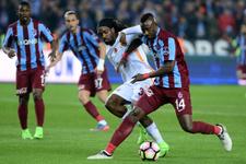 TS-GS maç sonu / Galatasaray vs Trabzonspor maç özeti
