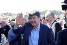 Manavgat Türkbeleni Projesi'nin temeli törenle atıldı