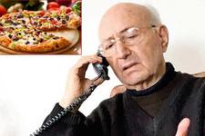Ünlü profesör fena dolandırıldı 2 milyon liralık pizza!
