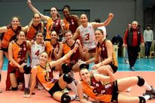 Galatasaray evinde kazandı