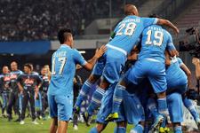 Napoli Empoli'yi deplasmanda yendi