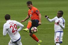 Başakşehir Karabükspor maçının özeti