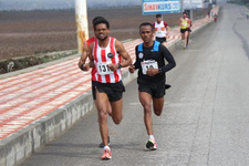 Batman'daki maratonu Etiyopyalı atlet kazandı