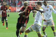Eskişehirspor Göztepe'ye gol yağdırdı