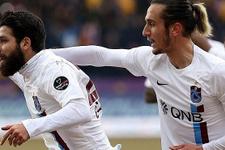 Trabzonspor ile Kardemir Karabükspor 18. randevuda