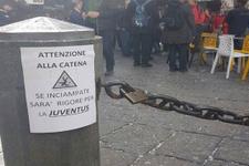 Napoli'de ilginç Juventus tepkisi