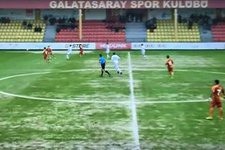 Galatasaray'ın halini anlatan en iyi görüntü