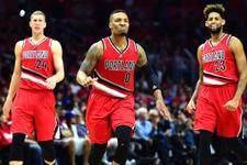 Çekişmeli maçı Portland Blazers kazandı