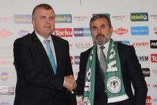 Konyaspor cephesinden Aykut Kocaman açıklaması