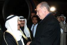 Kuveyt Emiri el Sabah Ankara'da