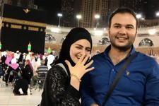 Kabe'deki evlilik teklifinine yeni yorum: Cıvık, edepten uzak...