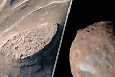 Mars'ı hiç böyle görmediniz!