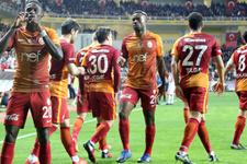 Galatasaray derbilerde 22'de 5 yaptı