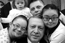 Günün en eğlenceli fotoğrafları Beştepe'den geldi