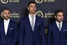 Portekiz'de yılın futbolcusu belirlendi