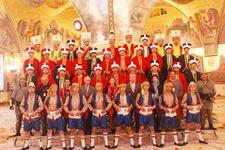 Rusya'ya giden mehter takımı 'Kızıl Ordu Korosu'nu yâd edeceğiz'