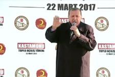 Erdoğan'dan Kılıçdaroğlu'na uzay cevabı