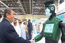 Dubai'ye teknolojik koruma! Güvenlik artık Robocop'lardan sorulacak