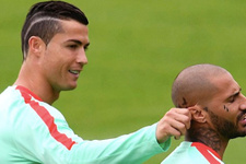 Cristiano Ronaldo'dan Quaresma'ya övgü