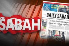 Nerde kaldı basın özgürlüğü! Daily Sabah'ı yasakladılar