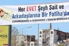 Şeyh Said pankartına o HDP'li vekil sahip çıktı