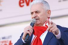 Başbakan'dan Başkent Ankara'dan taşınacak iddiasına yanıt
