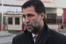 FETÖ'cü Hakan Şükür'den Galatasaray tweeti