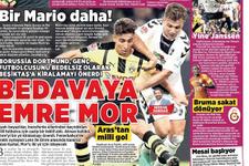 Günün spor gazete manşetleri! 27 mart 2017