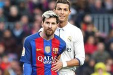 Ronaldo Messi'ye bu kez fark attı