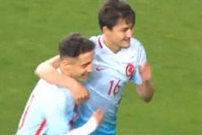 Cengiz Ünder'den Moldova'ya harika gol