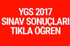 YGS 2017 sonuçları ÖSYM sorgulama ekranı