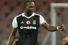 Aboubakar'dan Beşiktaş'a büyük jest