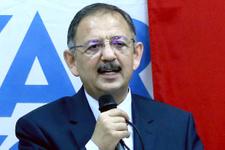 Bakan Özhaseki Kılıçdaroğlu'na isyan etti