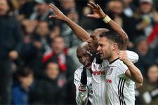 Beşiktaş hazırlık maçında Ümraniyespor'u yendi